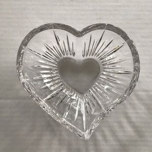 Other - Crystal Heart Dish